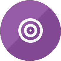 Health coaching model icon