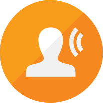 The Me first communication model icon