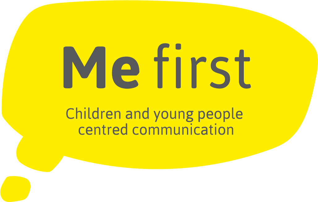 Me first. Children and young people centered communication